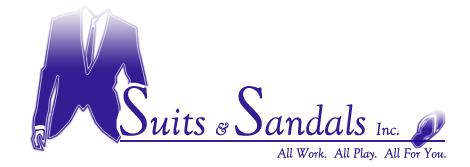 Suits and Sandals Forum